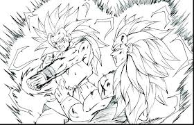 Coloring Sheet Dragon Ball Z Dragon Ball Z Coloring Sheet Book Of
