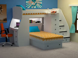 affordable space saving furniture. 22-825-xx Space Saver Twin/Twin With Desk, Chest, Stairs Affordable Saving Furniture