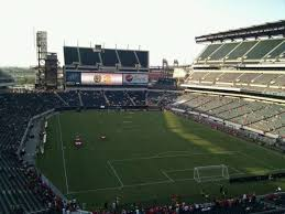 Lincoln Financial Field Section M9 Home Of Philadelphia