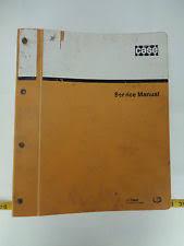 manual case 580 k j i case 580k loader backhoe service manual w wiring schematics oem 8 63040 l