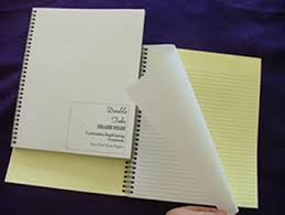 Double Take Carbonless Note Paper Tablets And Notebooks