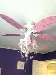 black chandelier ceiling fan crystal