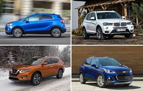 Suv Mileage Comparison Chart Top 10 Small Suvs With Best Fuel Economy Driving