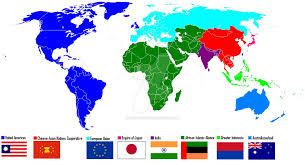 alien vs predator world map by sainttepes on deviantart