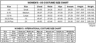 Disguise Size Chart Amazon Com Disney Fairies Tinker Bell Young Adult Costume