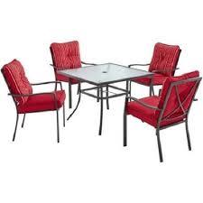 outdoor 5 piece patio dining furniture