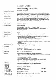 House Cleaner Resume Sample Ideas Of House Cleaning Resume Templates
