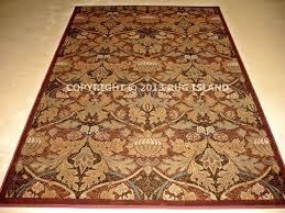 x arts crafts mission style rugs runner area