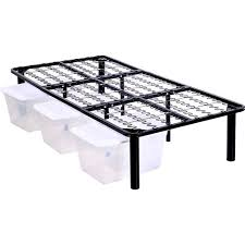 twin platform bed frame. Architecture Platform Bed Frame Twin Steel Walmart Com 10 Sofa With Drawers And Headboard Horizontal Murphy O