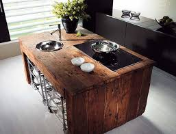 unique industrial furniture. Unique Industrial Granite Top Kitchen Furniture Timber Adds Warmth And Character To Your Benchtop I