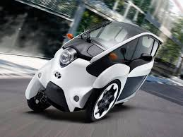 Toyota's i-Road is very weird, very fun, and unlike anything I've ...