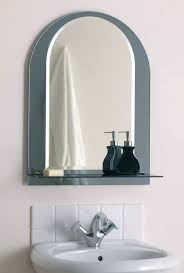 Lights Lighted Makeup Mirror Wall Mounted Double Sided Bathroom
