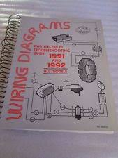 harley wiring diagram 1991 and 1992 harley davidson wiring diagrams electrical troubleshooting guide