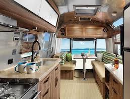 Airstream Interior Design Impressive Inspiration