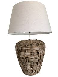 home interior perfect wicker lamp shades coastal table shade cowshed interiors from wicker lamp shades