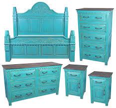 turquoise bedroom furniture. Interesting Bedroom Rustic Turquoise Bedroom Set Dallas Designer Furniture  To Furniture U