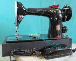 Singer Sewing Machine 201 2 Value