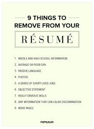 Things To Put On A Resume Simple Things To Put On Your Resume What Skills Can I Put On A Resume