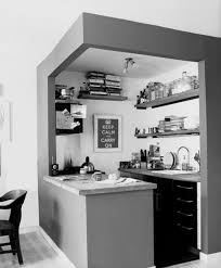 Creative Small Kitchen Creative Small Kitchen Ideas With Remarkable Interior And Black