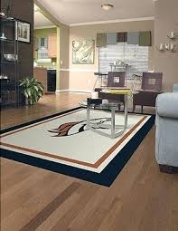 various denver broncos rug of quilt by on more area