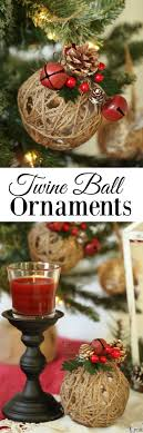 Rustic Christmas Ornaments Top 25 Best Rustic Christmas Ornaments Ideas On Pinterest Diy