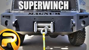 how to install the superwinch tiger shark winch how to install the superwinch tiger shark winch