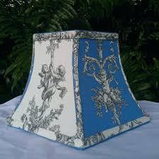 silk chandelier shades blue chandelier shades blue white lamp shades lamp world blue white lamp shades