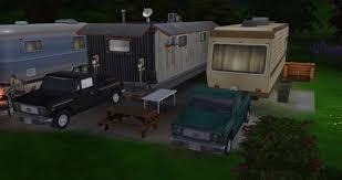 Lenny Drae Trailer from Volkonir v.3 by BulldozerIvan at Mod The Sims - The  Sims 4 Catalog
