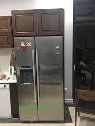 Tủ Lạnh Side By Side Bosch KAG90AI20G · Bếp từ Đức Xịn