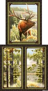 Autumn Blaze - Mountain Stream Elk - 24  x 44  PANEL-Quilt Fabrics ... & Mountain Elk - Big Bull Bugle - 24 x 44 PANEL Quilt fabric online store  Largest Selection, Fast Shipping, Best Images, Ship Worldwide Adamdwight.com