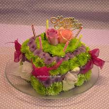 Flowers Cake Birthday Flowers Singapore Florists Ang Mo Kio