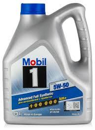 <b>Моторное масло MOBIL</b> 1 FS X1 5W-50 4 л — купить по выгодной ...