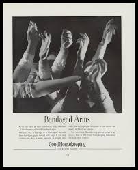 Good Housekeeping Advertising 1936 Ad Good Housekeeping Magazine Bandaged Arms Vtg Ads Com