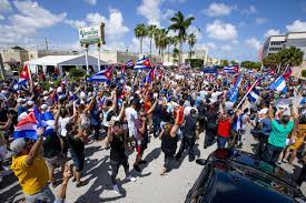 Protests In Cuba Demonstrate Resistance ...
