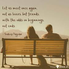 Best Meeting Quotes Status Shayari Poetry Thoughts Yourquote
