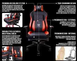 cooling office chair. FIVE FAN BLADE DESIGN FOR OPTIMAL COOLING Cooling Office Chair E