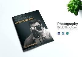 Bi Fold Brochure Templates Free Word Photography Template