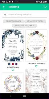 Wedding Invitation Downloads 5 Best Wedding Invitation Card Maker Apps For Android