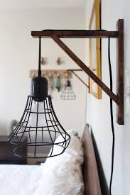 ikea pendant light wired through wooden support taylor alana s carefully crafted hoboken