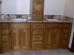 Master Bath Quarter Sawn Oak