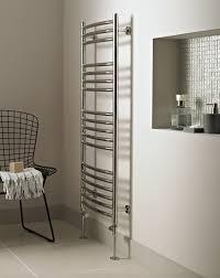 modern series wall mount to floow towel warmer radiator