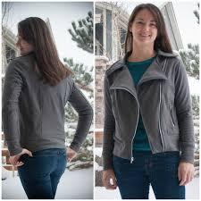 evergreen jacket sewing pattern