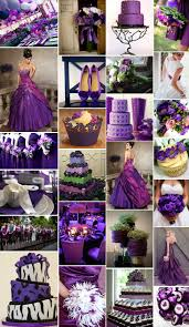 Purple Wedding Centerpieces On A Budget Posted By