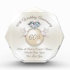 60th wedding anniversary gift ideas for pas