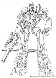 Small Picture 20 Free Printable Optimus Prime Coloring Page EverFreeColoringcom