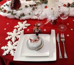 Idee deco pour table de noel | Hotel alcyon