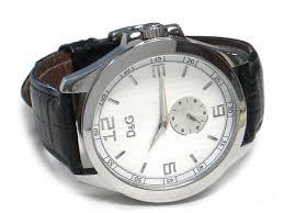 jjcollection rakuten global market d amp amp g dolce and d amp g dolce and gabbana men watch ss leather belt quartz silver clockface hs
