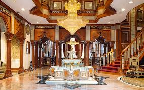 Opulent 12 000 Square Foot Mansion In Sugar Land TX