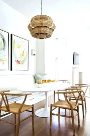 beach cottage style chandeliers house chandelier custom lighting tulip tables for a chic dining room