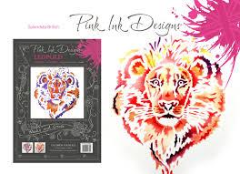 Pink Ink Designs Stencils Pink Ink Designs Layered Stencil Lion